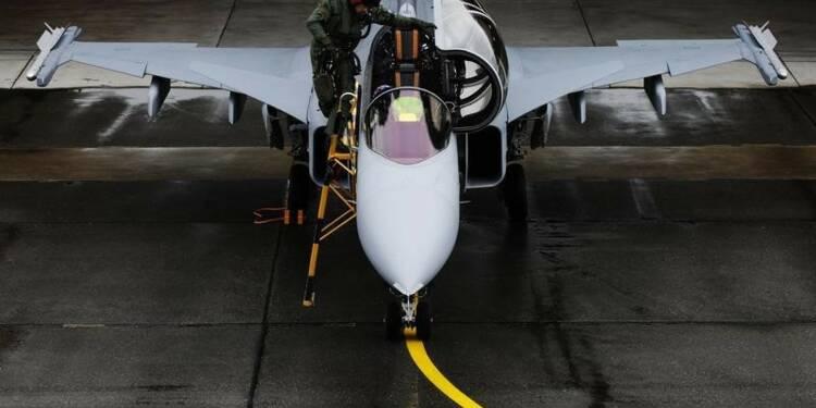 Le résultat opérationnel trimestriel de Saab meilleur que prévu
