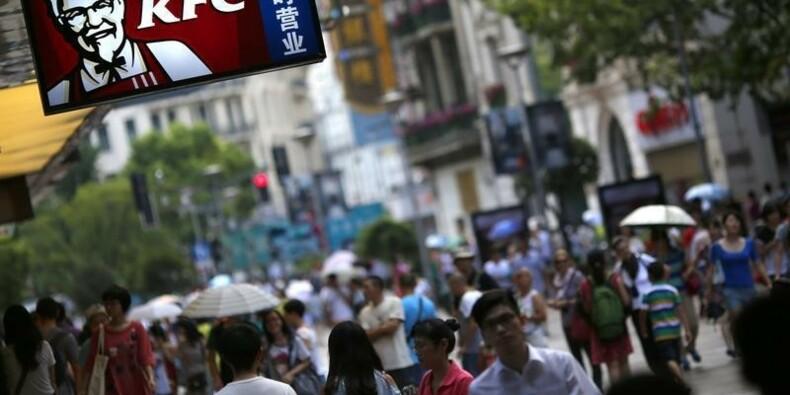 Yum Brands abaisse encore son objectif à cause de la Chine