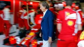 Montezemolo quitte Ferrari, remplacé par Marchionne
