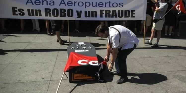 Madrid reporte l'entrée en Bourse de l'opérateur aéroportuaire Aena