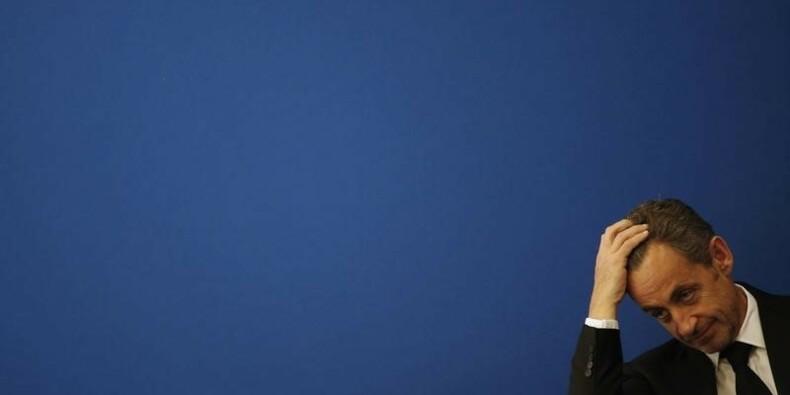 Sarkozy reste le candidat préféré des sympathisants UMP pour 2017