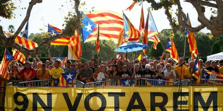 Le référendum en Catalogne sur l'indépendance suspendu