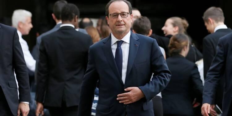 François Hollande amplifie les aides pour l'apprentissage