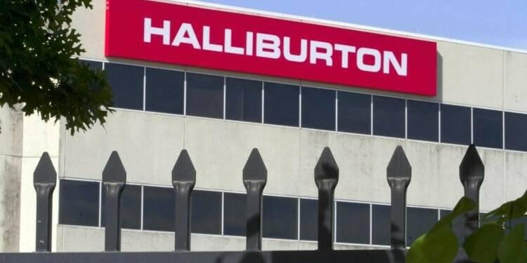 Halliburton dopé par la reprise d'activité en Amérique du Nord