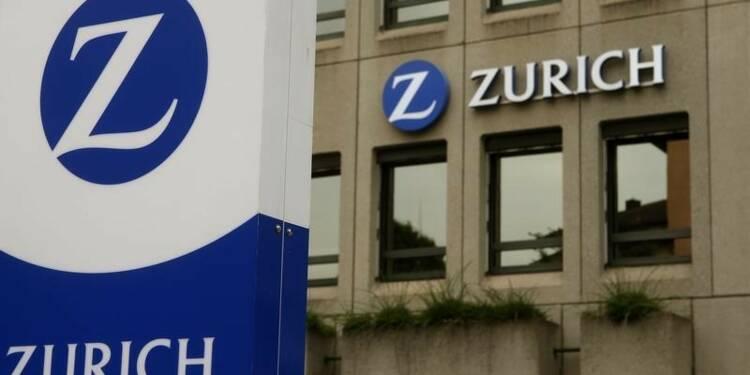 Bénéfice 2014 en baisse pour Zurich Insurance