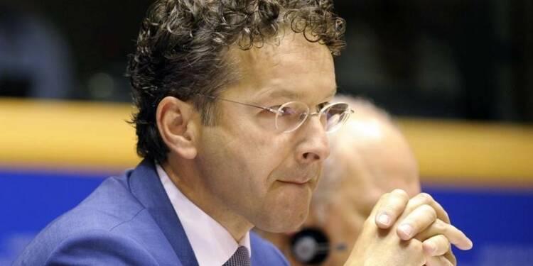 L'Eurogroupe invite l'Allemagne à investir davantage