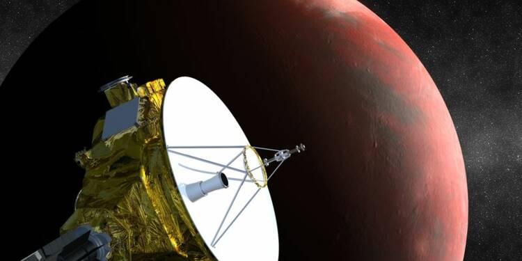 La sonde New Horizons prête à entamer l'étude de Pluton