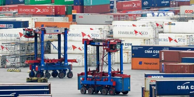 Net recul des exportations allemandes au mois d'août