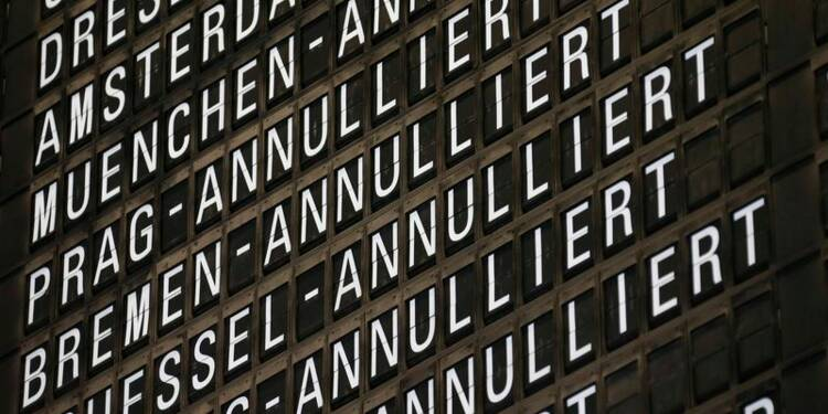 Lufthansa annule 110 vols à Munich mercredi pour cause de grève