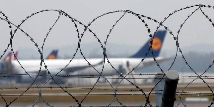 Grève des pilotes de Lufthansa, 50% des long-courriers annulés