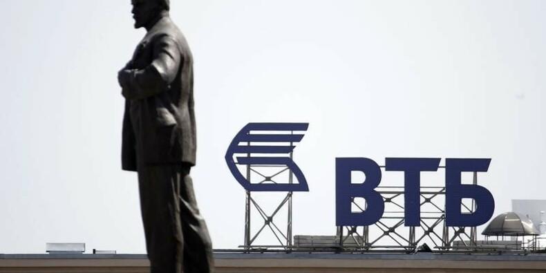 La banque russe VTB a vu ses profits s'évaporer en 2014