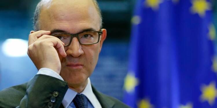Moscovici, pris dans l'étau politique à Bruxelles, devra patienter