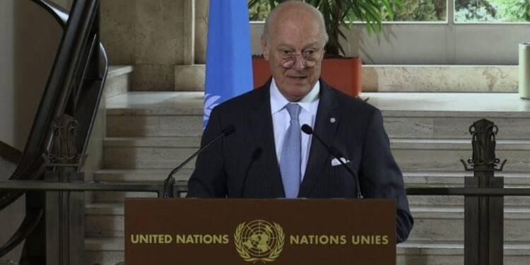 L'ONU discute du contrôle des zones de
