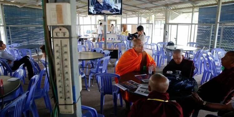Deux ex-dignitaires khmers rouges condamnés à perpétuité