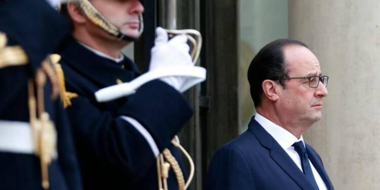 Un nouveau sondage confirme la remontée de la cote de Hollande