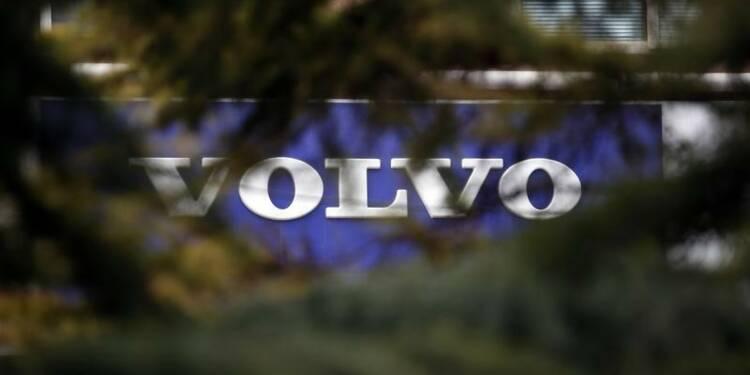 Volvo envisagerait de supprimer environ 3.000 emplois
