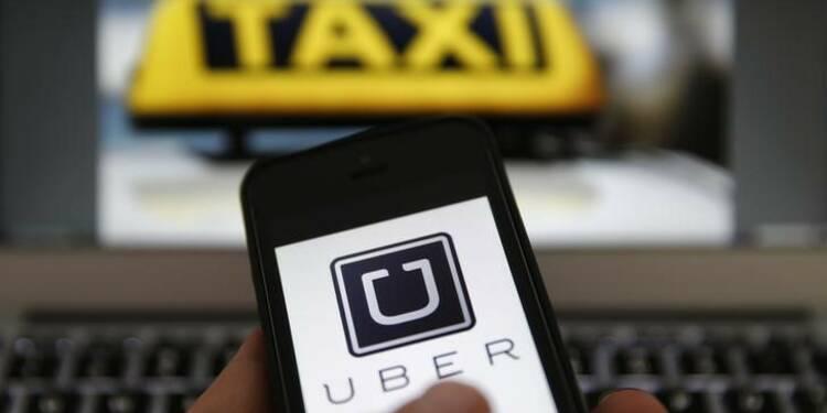 La justice espagnole ordonne à Uber de cesser ses activités