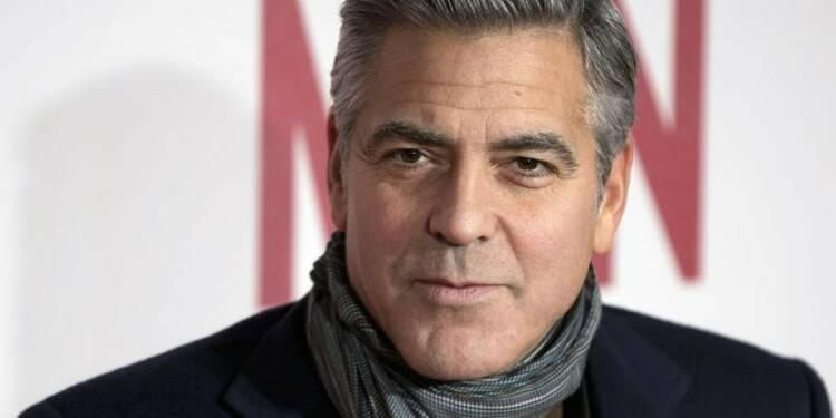 Clooney va adapter au cinéma le scandale britannique des écoutes