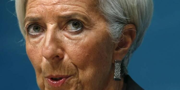 L'examen des recours de Christine Lagarde prendra plusieurs mois