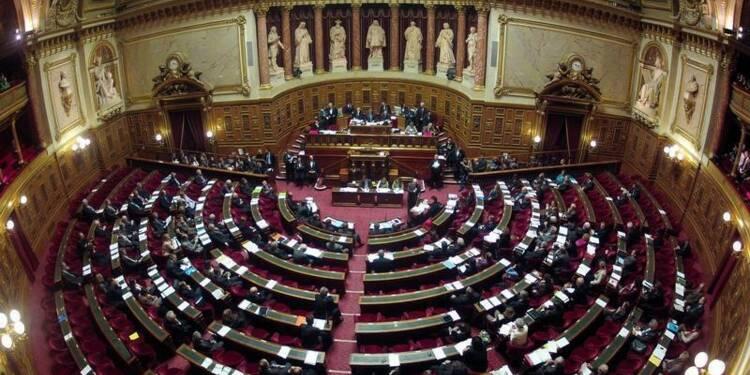 Sandra Thévenoud mise en congé de la présidence du Sénat