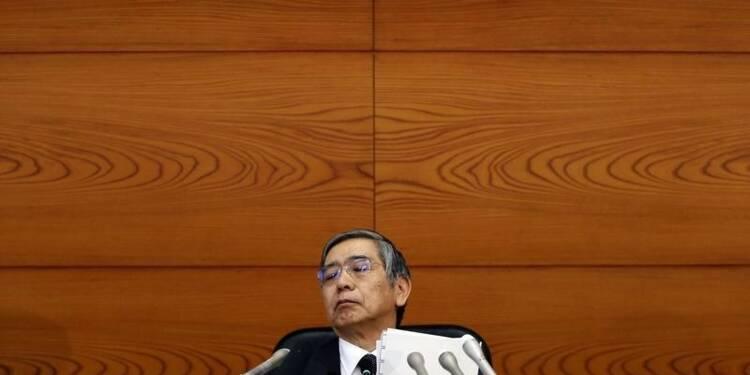 Statu quo de la Banque du Japon malgré la récession