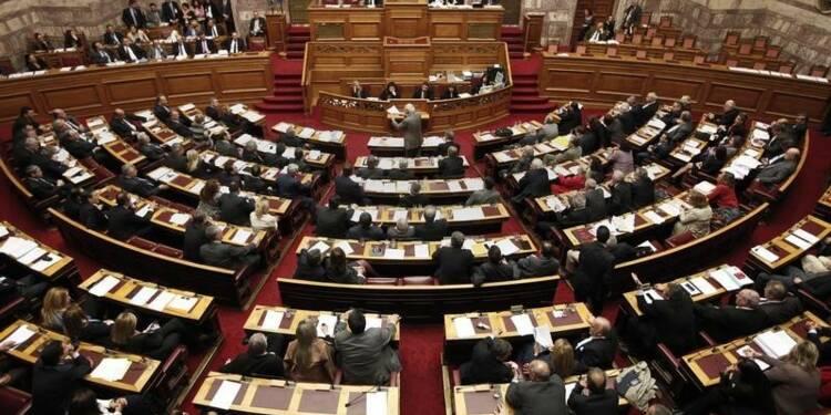 Le projet de budget 2015 approuvé par le Parlement grec