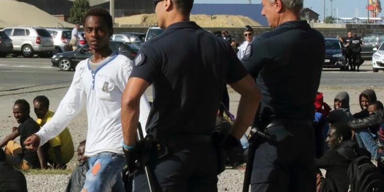 Des renforts policiers vont arriver à Calais