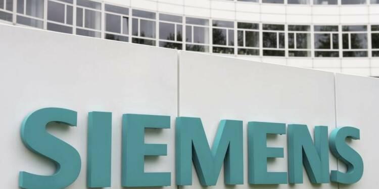 Siemens va se retirer des Bourses de Londres et de Zurich