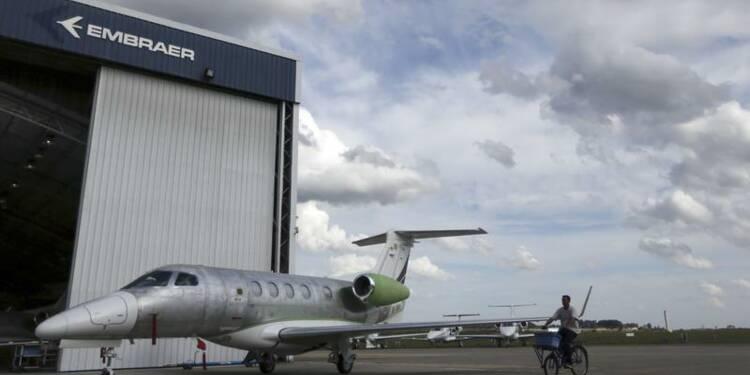Embraer a atteint ses objectifs de livraisons en 2013