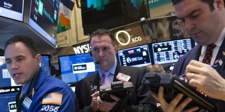 Wall Street ouvre en hausse après le discours de Yellen