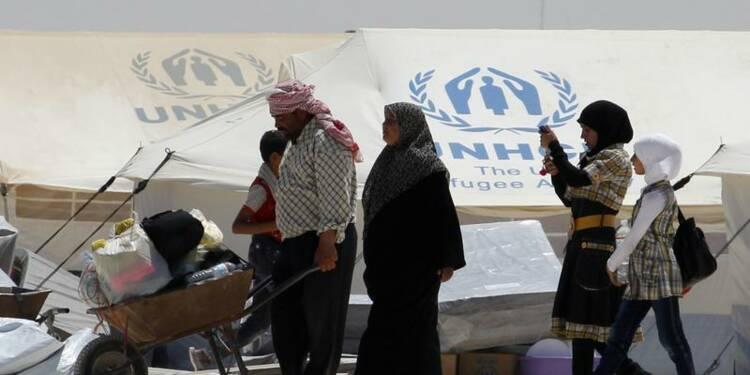 François Hollande promet d'amplifier l'aide aux réfugiés syriens