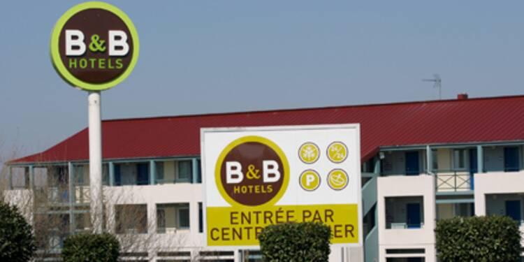 B & B réinvente l'hôtellerie pas chère