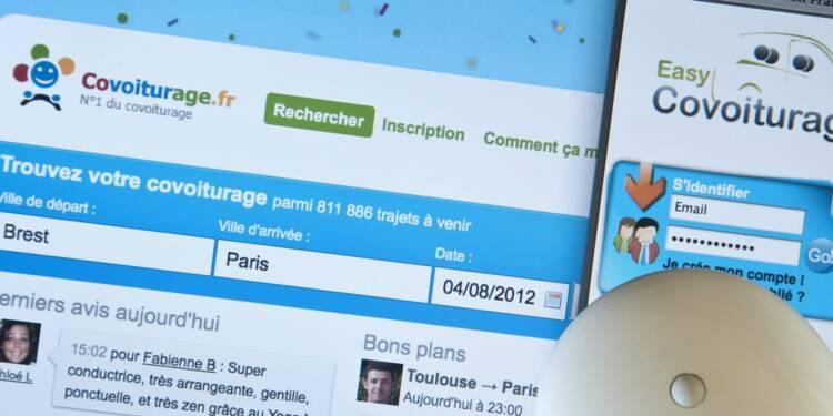 Covoiturage.fr embarque 350.000 passagers par mois