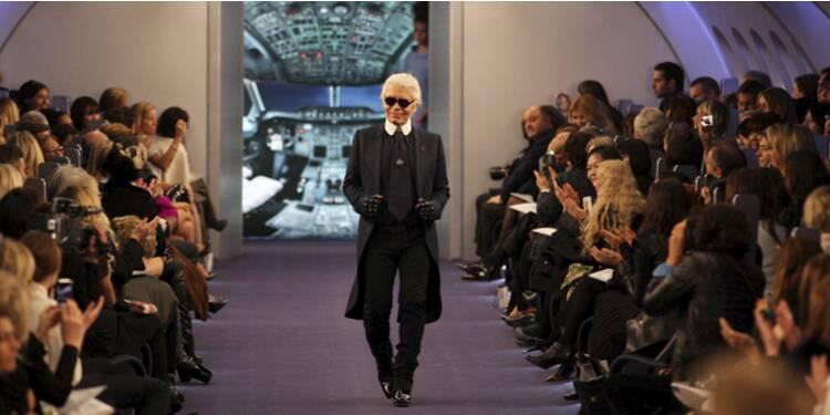 Karl Lagerfeld, le seul Allemand qui fait rêver les Françaises
