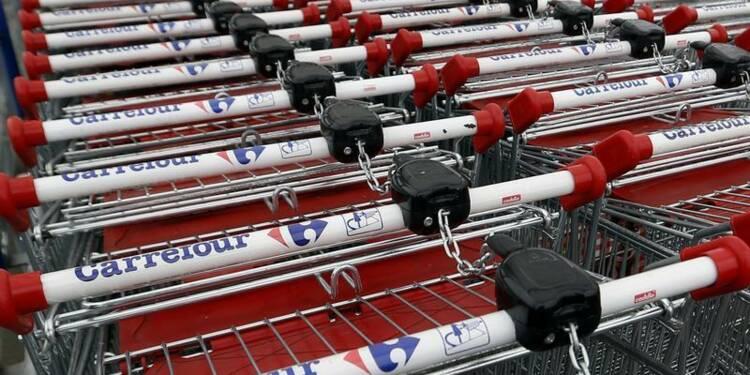 Carrefour envisagerait de se désengager de Chine et de Taiwan