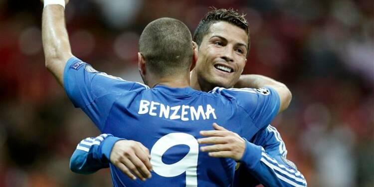 Ligue des champions: débuts en fanfare pour les grands d'Europe