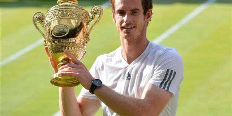 Wimbledon: Andy Murray enfin maître à domicile