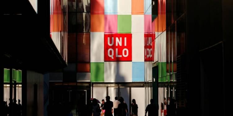 Fast Retailing, maison-mère d'Uniqlo, abaisse ses prévisions