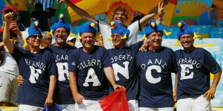 France et Allemagne à l'arrêt avant l'affrontement du Maracanã