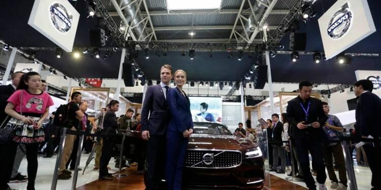 La Chine devient le premier marché mondial de Volvo