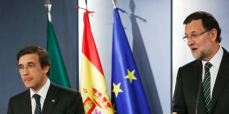Madrid et Lisbonne appellent à l'union bancaire face à Berlin