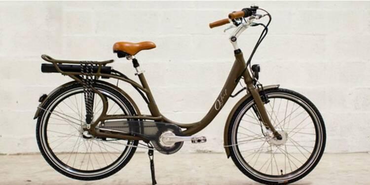 Mon vélo pédale tout seul