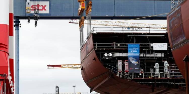 Nouvelle commande de paquebot géant pour Saint-Nazaire