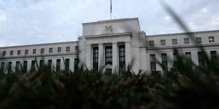 La Fed ne s'engage pas sur l'agenda des rachats d'actifs
