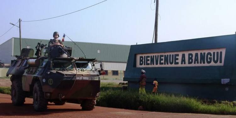 Augmentation des troupes françaises en RCA d'ici fin 2013
