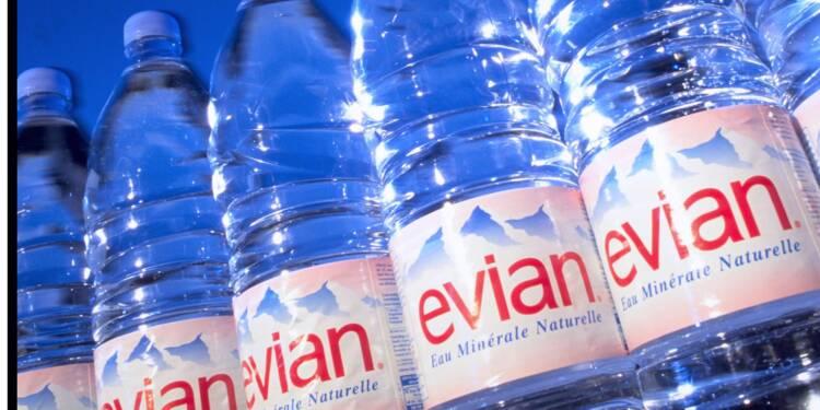 Calcium + magnésium + marketing =  la potion magique d'Evian
