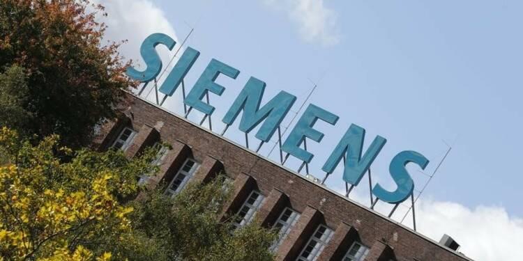 Siemens reste en attente en cas d'échec de l'alliance Alstom-GE