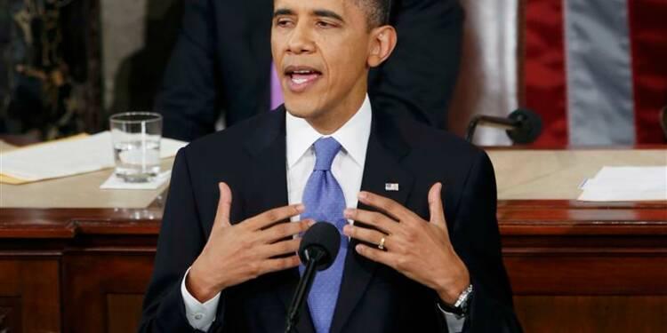 Barack Obama se présente en champion de la classe moyenne