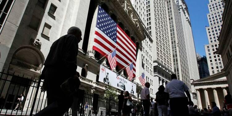 Wall Street en hausse dans les premiers échanges