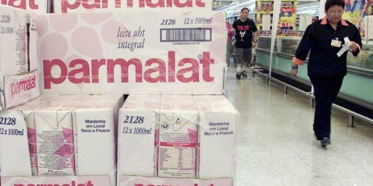 Parmalat prévoit une hausse de ses résultats en 2013